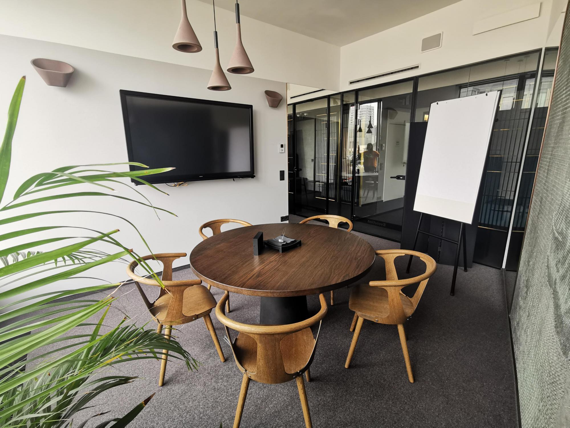 Meeting room for 5 pers. in Business Link Astoria