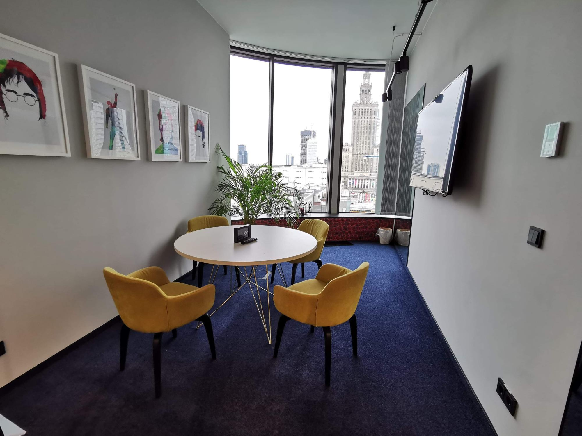 Meeting room for 4 pers. in Business Link Astoria