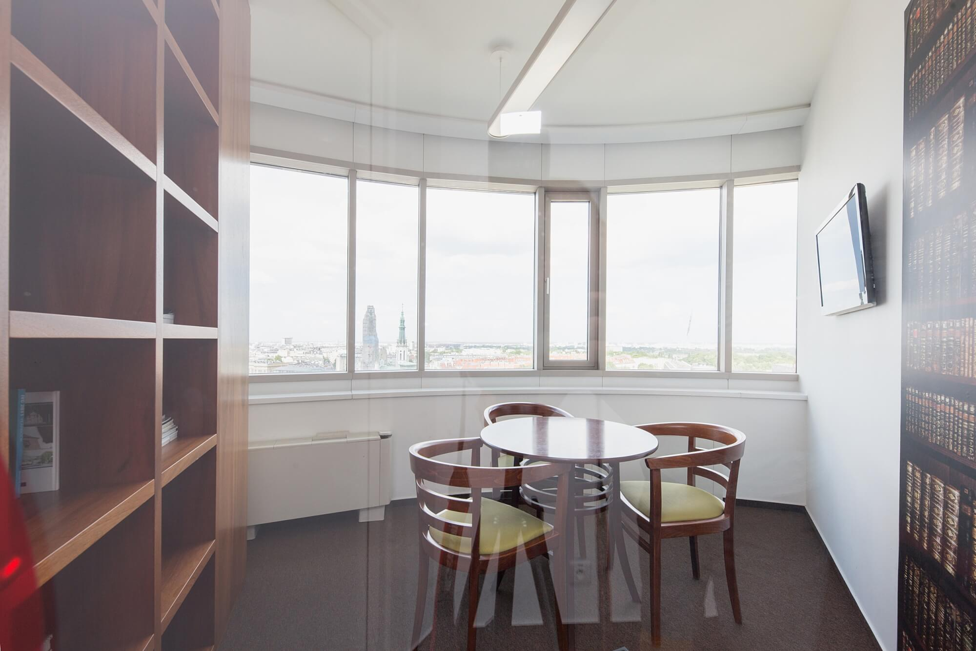 Office - Business Link Zebra Tower - Coworking Space - Warsaw