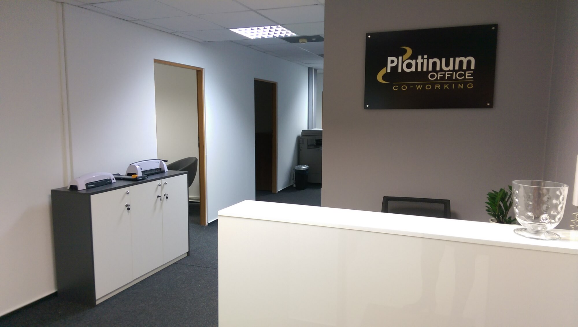 Conference Room - Platinum Office Co-Working - Coworking Space - Warszawa