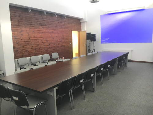 Conference Room - AIPiWNT PB - Serviced Office - Bialystok