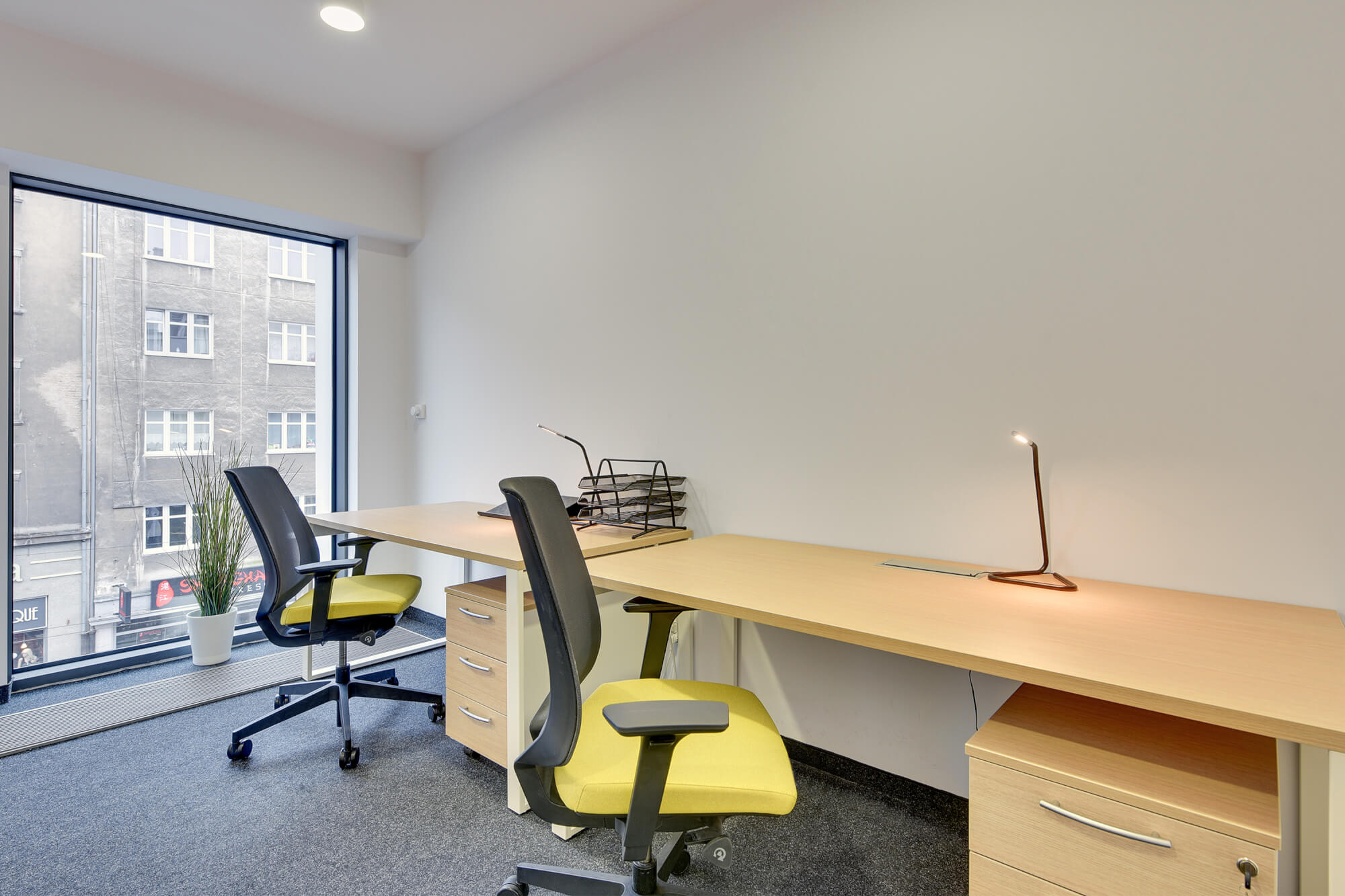 Micro-Office - WORQ - Coworking Space - Gdynia