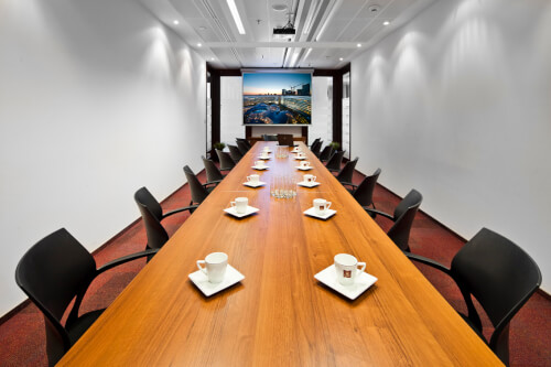Conference Room - Inoffice Group Centrum Biznesowe Tarasy - Serviced Office - Warsaw
