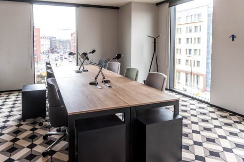 Office - Business Link High5ive - Coworking Space - Kraków
