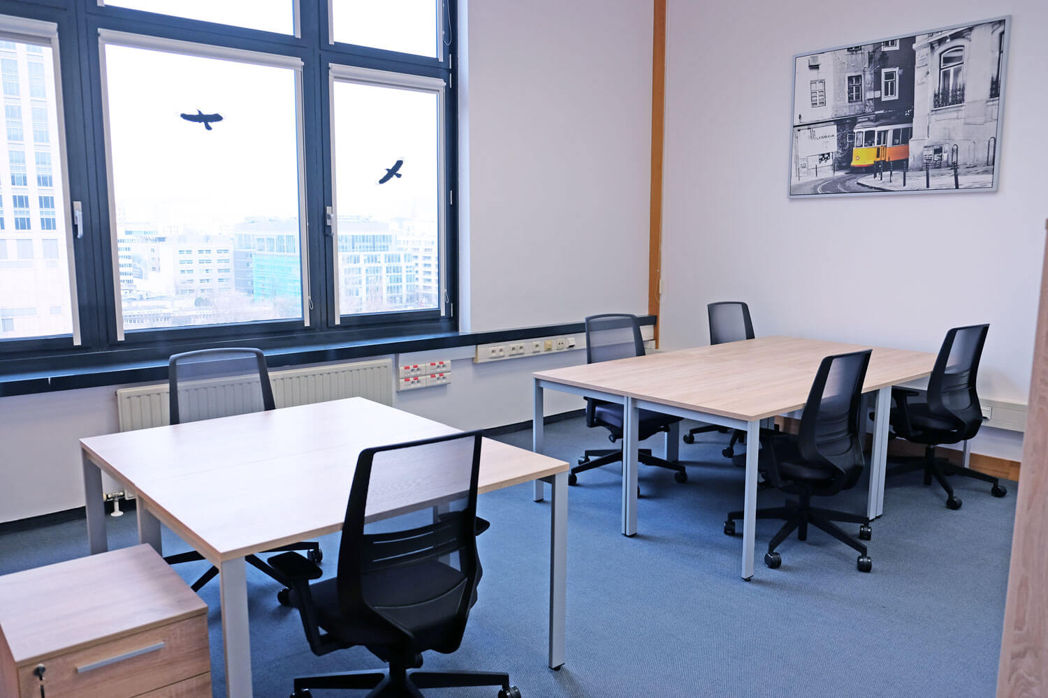 Office - Opti Office - Fully Serviced Office - Warszawa