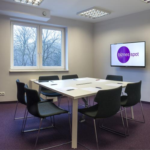 Conference Room - Biznes Spot POWIŚLE - Serviced Office - Warsaw