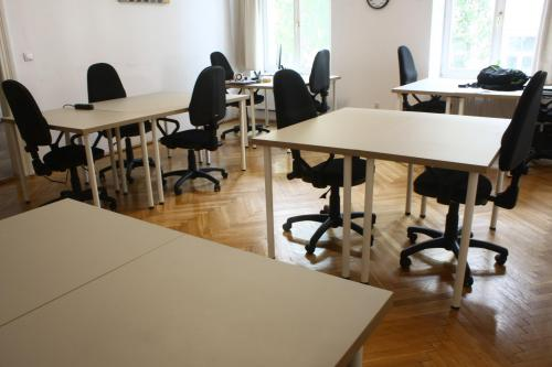 Dedicated Desk - Forklog - Krypto-Coworking - Coworking Space - Kraków