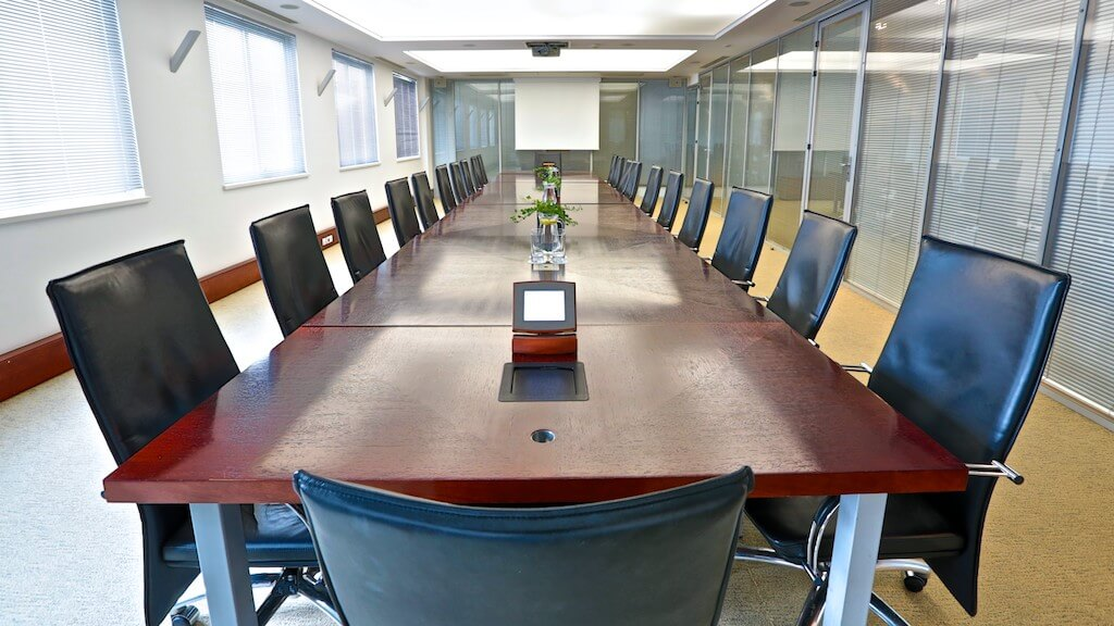 Conference Room - Atrium International - Fully Serviced Office - Warszawa