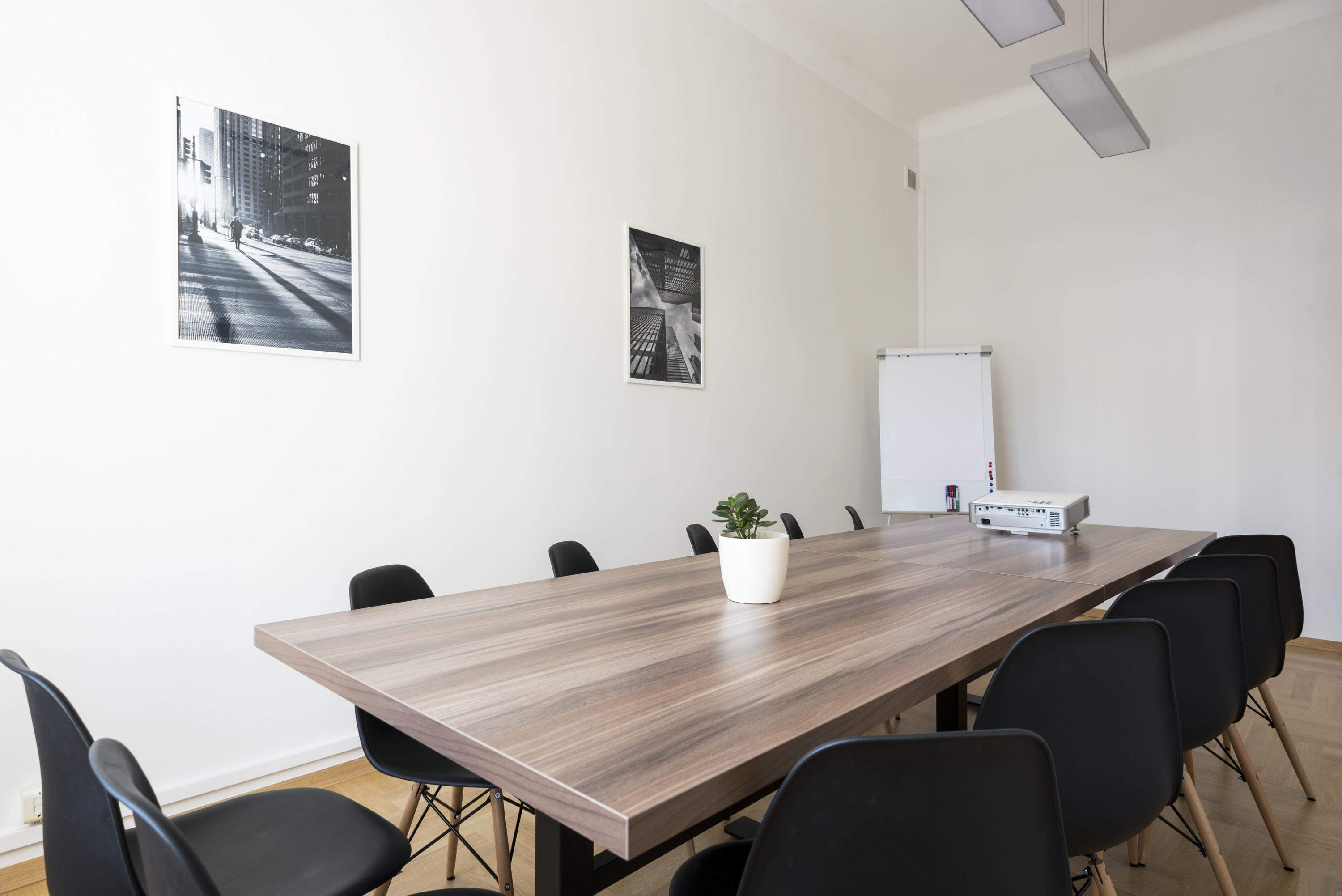 Conference Room - Central Warsaw Coworking - Coworking Space - Warsaw