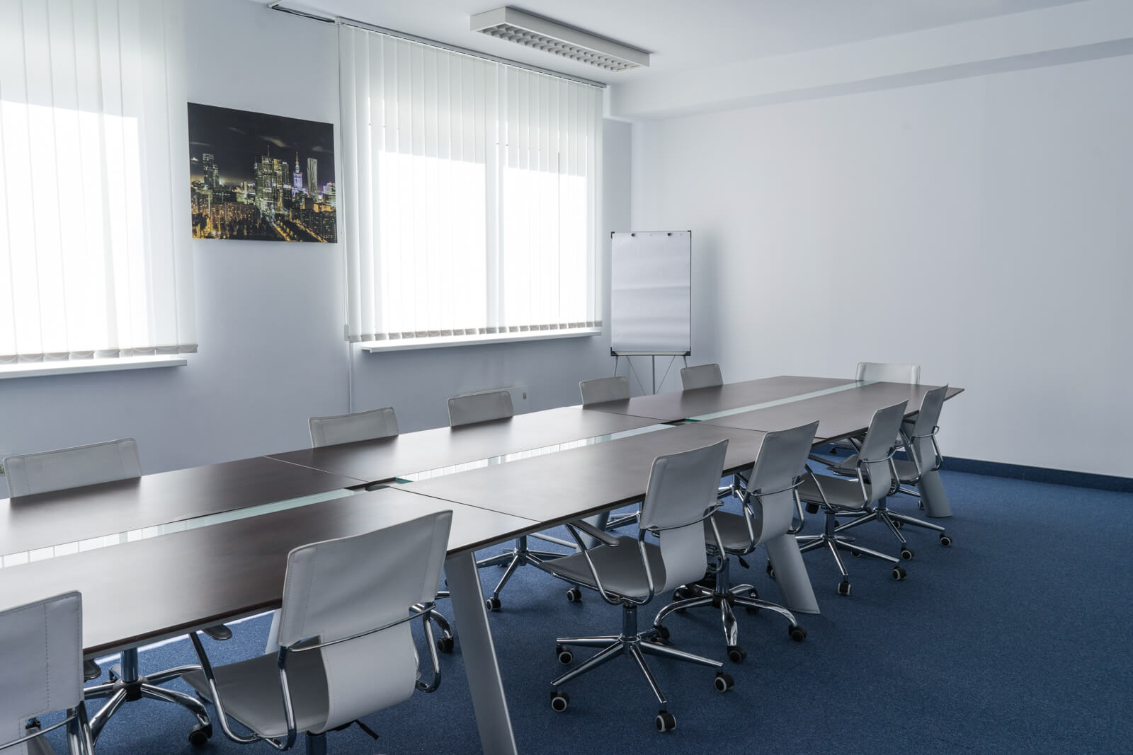 Conference Room - JSystems - Office Sublet - Warsaw