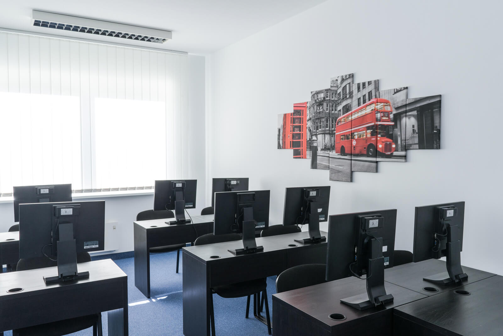 Conference Room - JSystems - Office Sublet - Warszawa