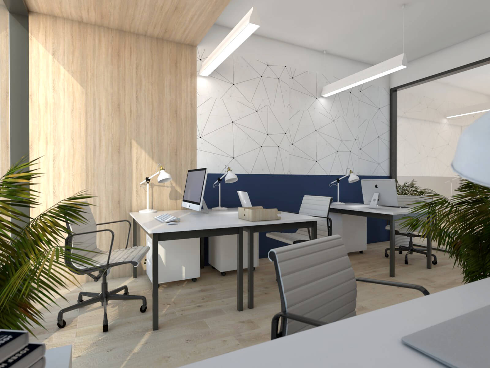 Office - O4 Star - Coworking Space - Gdańsk
