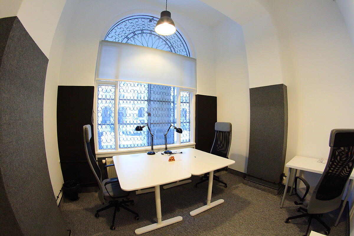 Office - Business Lab Nowy Świat - Coworking Space - Warsaw