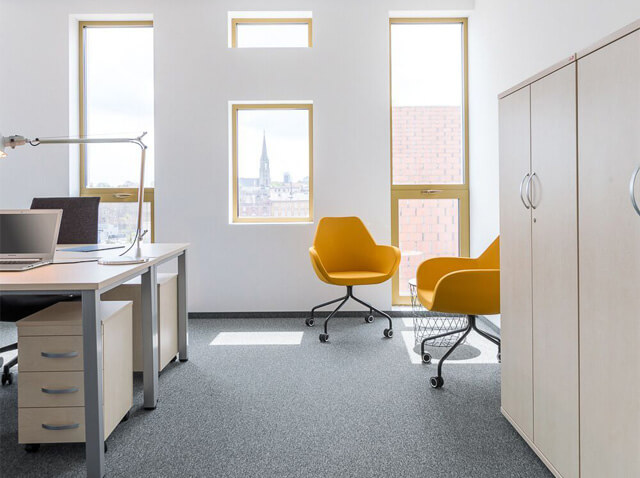 Office - SmartOffice Silesia Star - Coworking Space - Katowice
