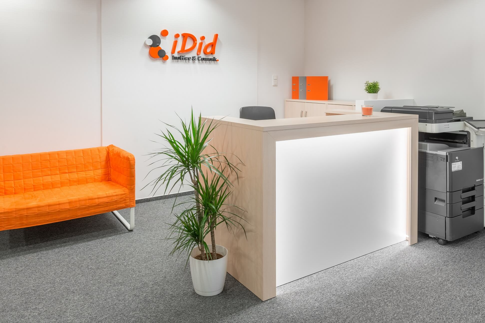 Office - iDid Babka Tower - Serviced Office - Warsaw