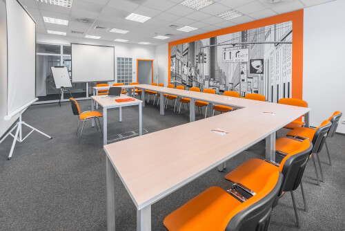 Conference Room - iDid Babka Tower - Serviced Office - Warsaw