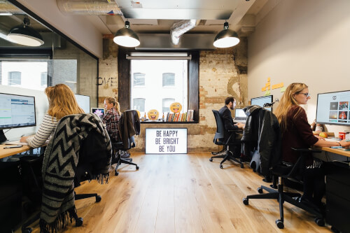 Office - WeWork Krucza 50 - Coworking Space - Warsaw