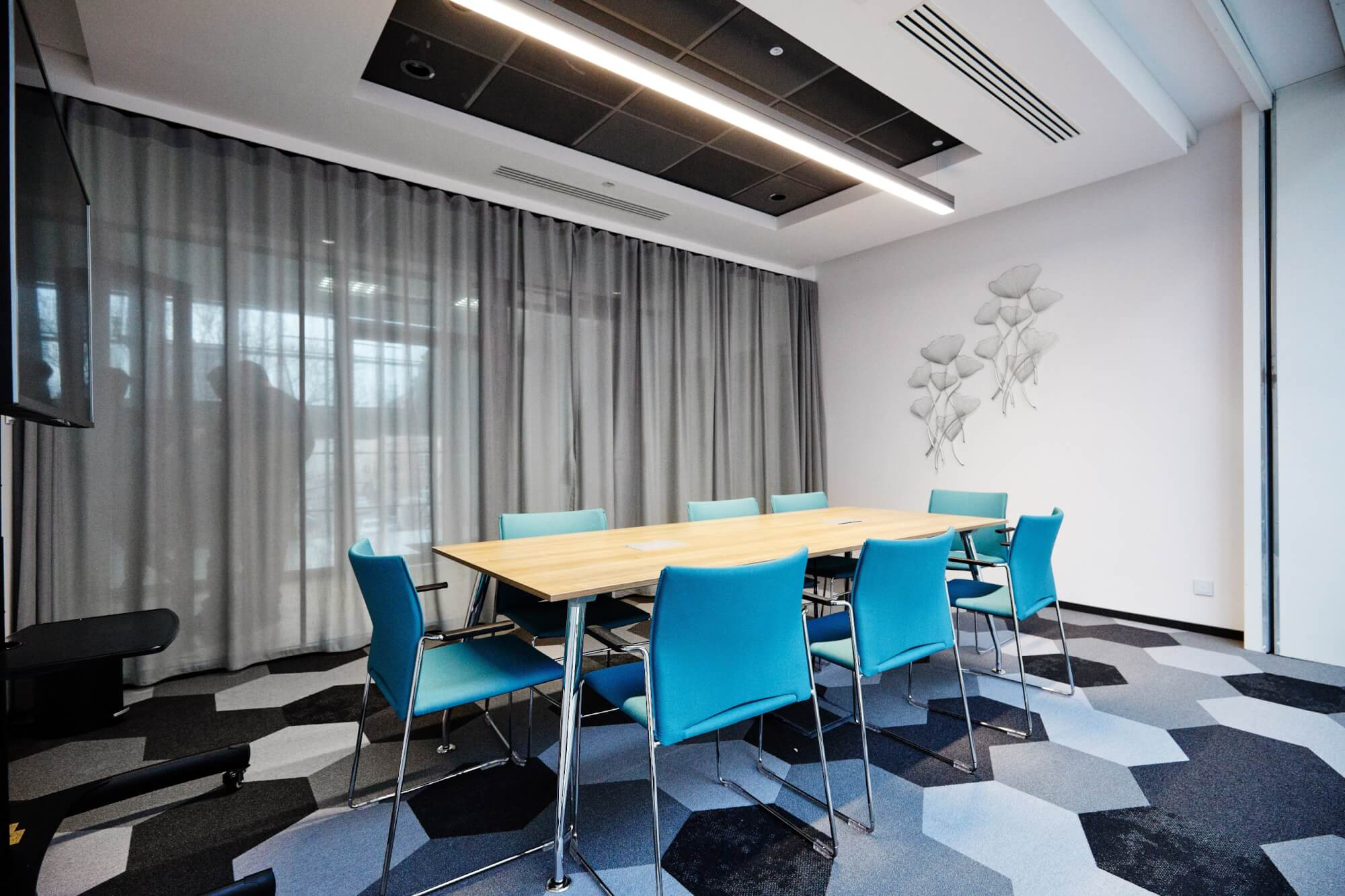 Conference Room - WORKIN - Fully Serviced Office - Warszawa