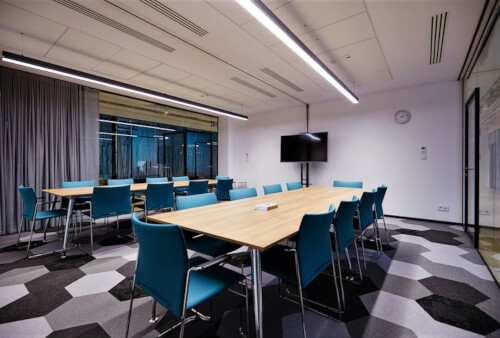 Conference Room - WORKIN - Serviced Office - Warsaw