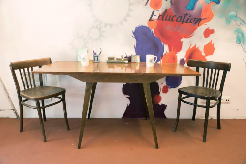 Coworking Desk - Experient Explorer - Coworking Space - Warsaw