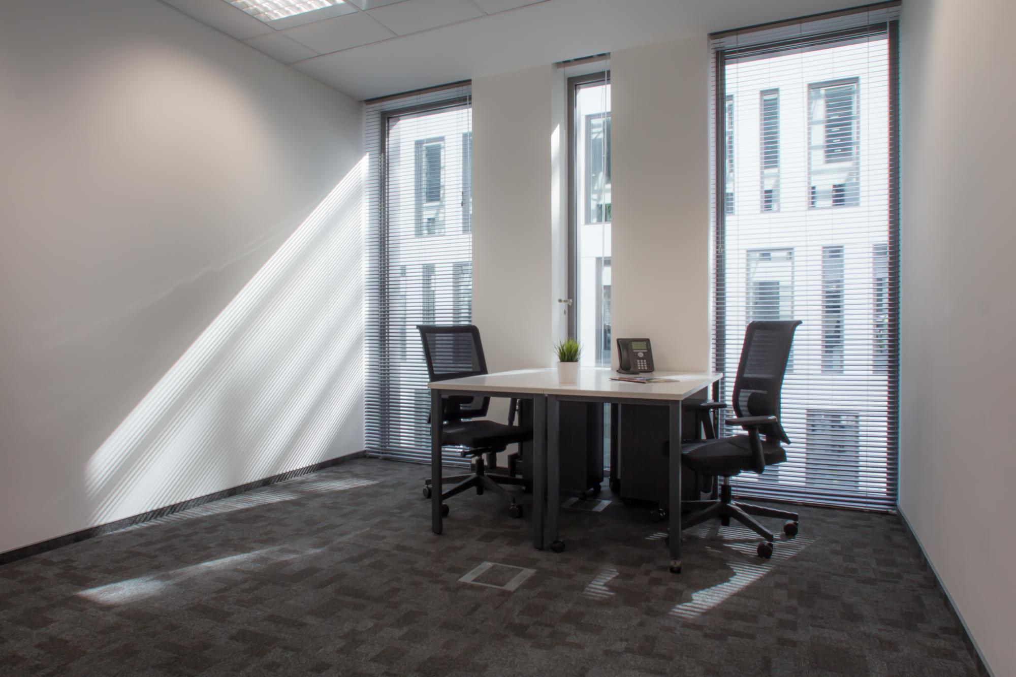 Office for 3 pers. in CitySpace Plac Unii