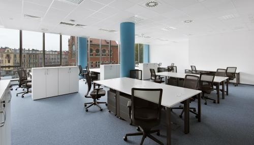 Office - SUPERSAM - Serviced Office - Katowice