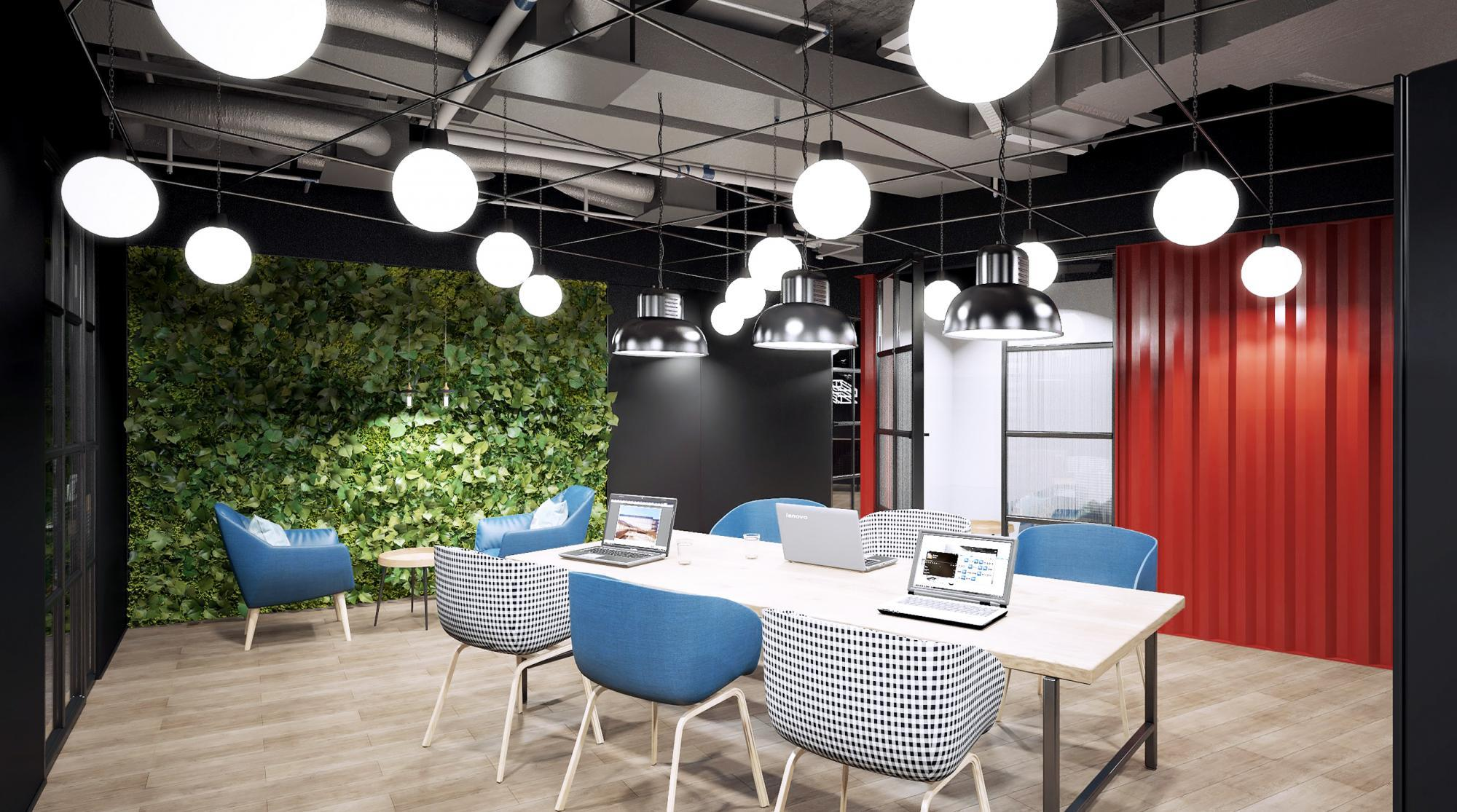 Office - Solution Space Ethos - Coworking Space - Warsaw