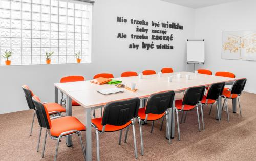 Conference Room - Galeria Klim - Fully Serviced Office - Warszawa