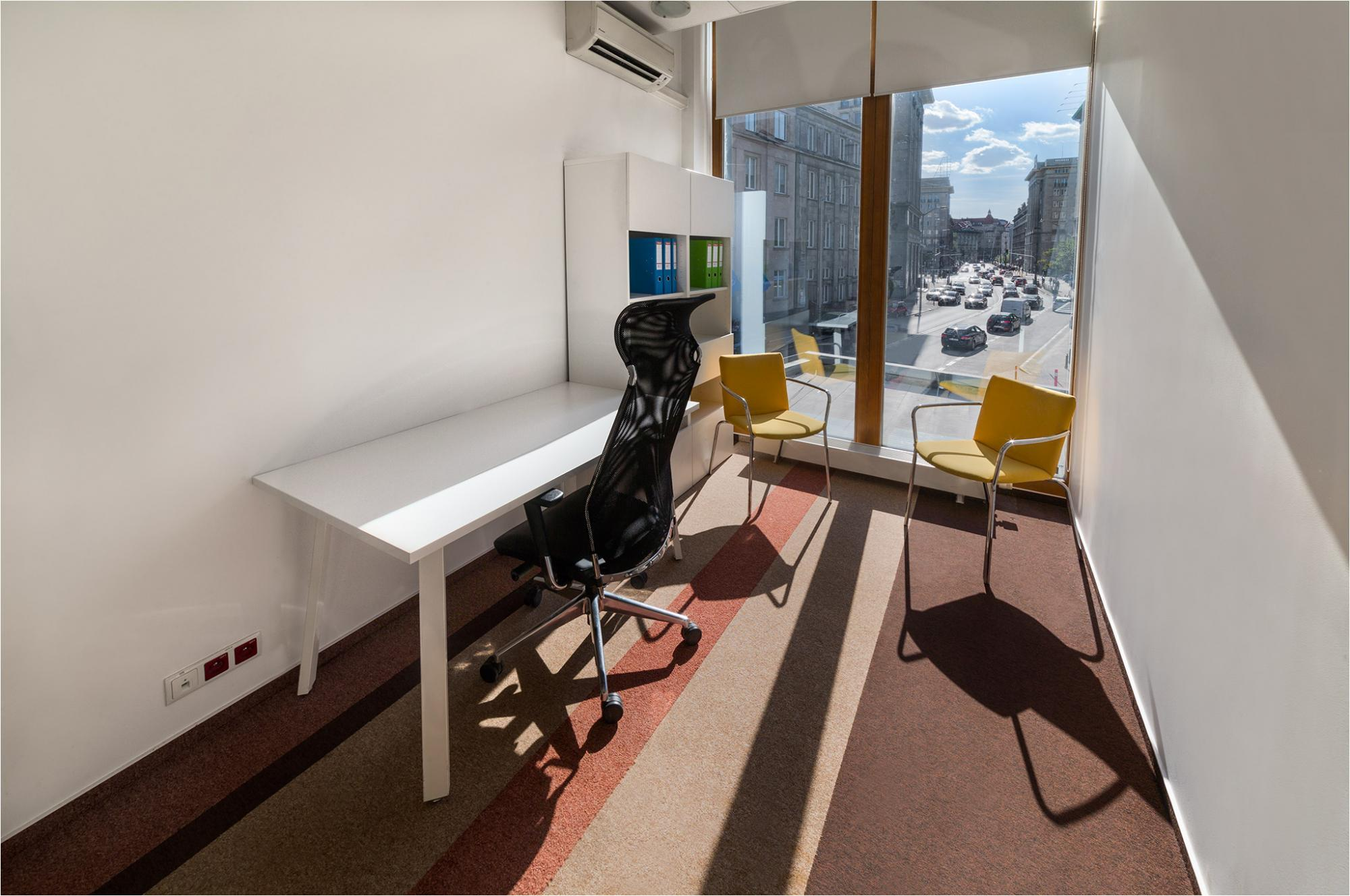 Office - Biura Serwisowane Cube Centre - Serviced Office - Warsaw