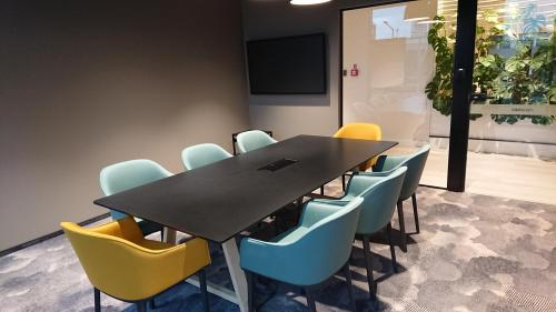 Conference Room - Business Link High5ive - Coworking Space - Kraków