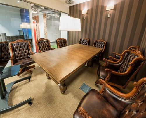 Conference Room - Business Link PGE Narodowy - Coworking Space - Warsaw