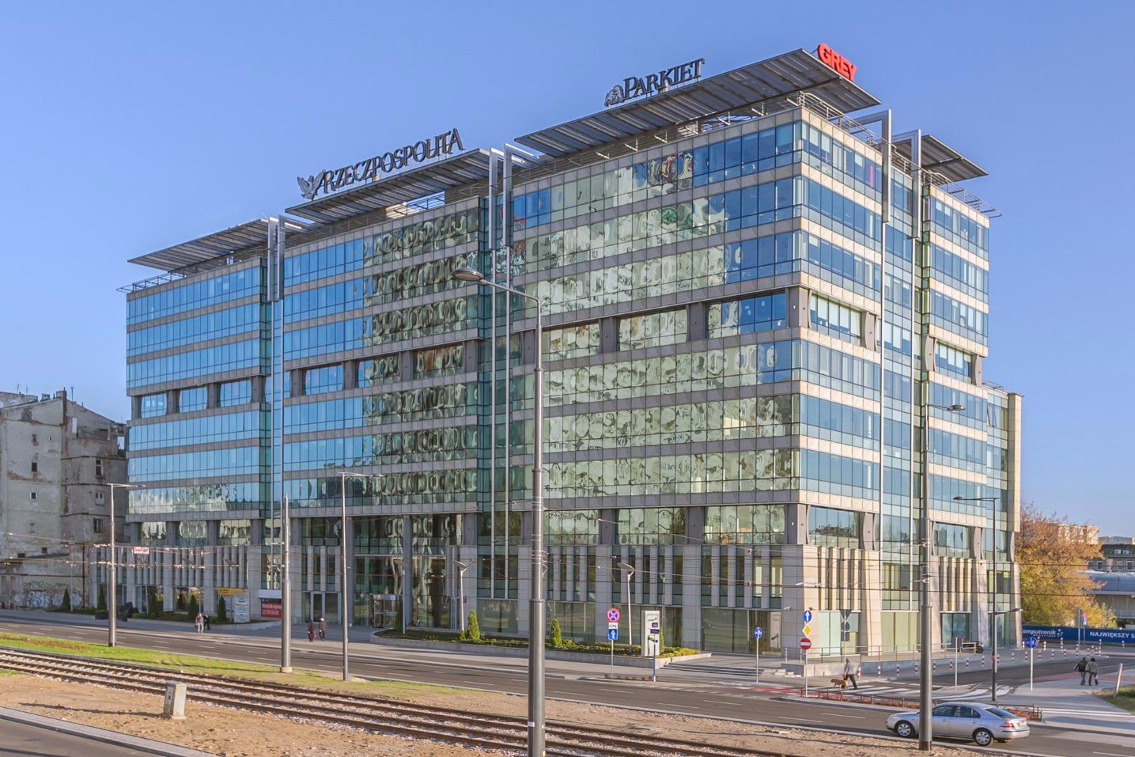 OfficeHub Prosta Office Center - Serviced Office - Warsaw