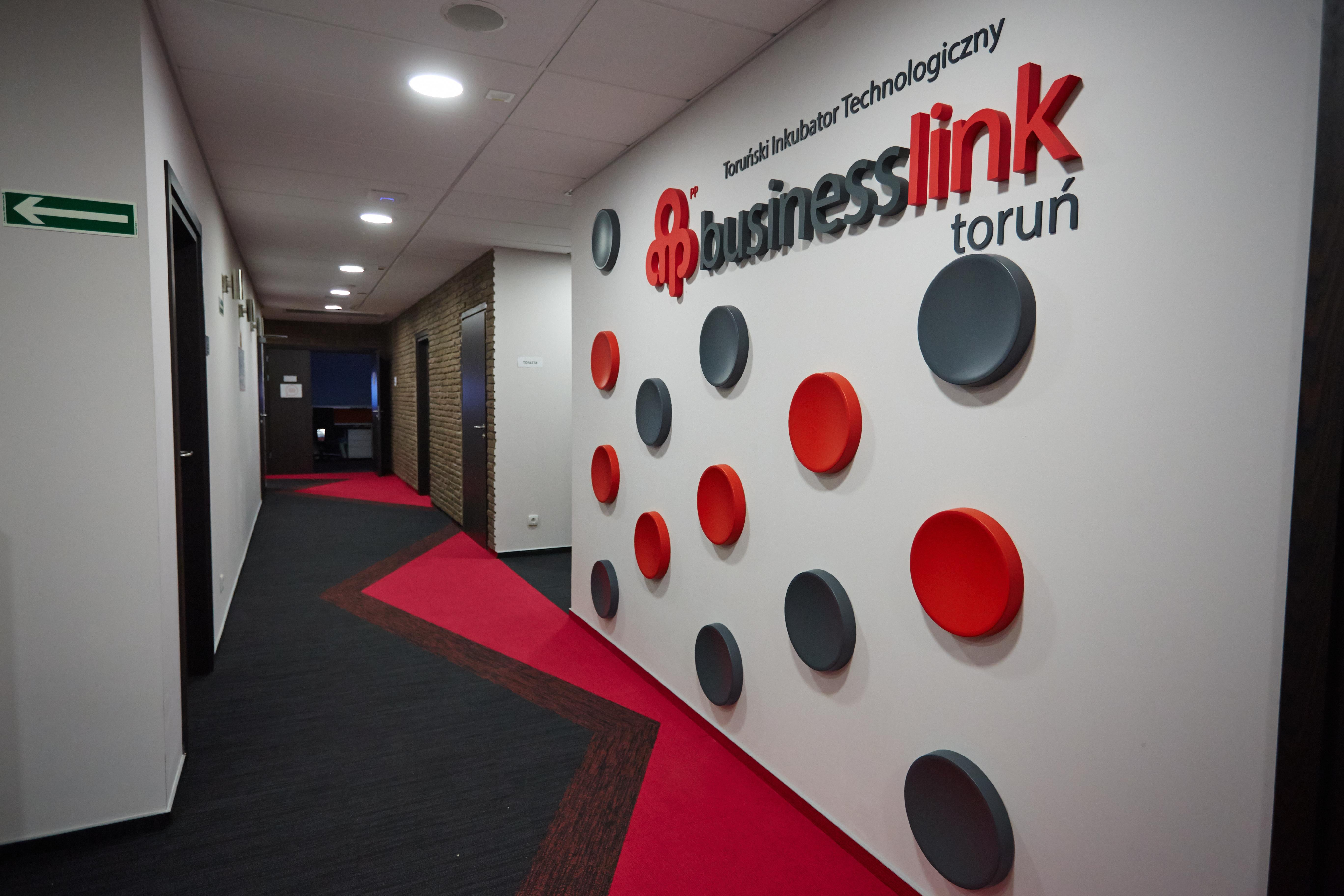 Business Link Toruń - Coworking Space - Torun
