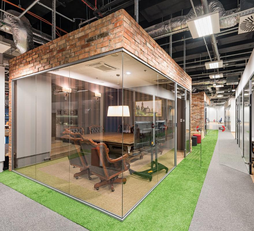 Business Link PGE Narodowy - Coworking Space - Warsaw