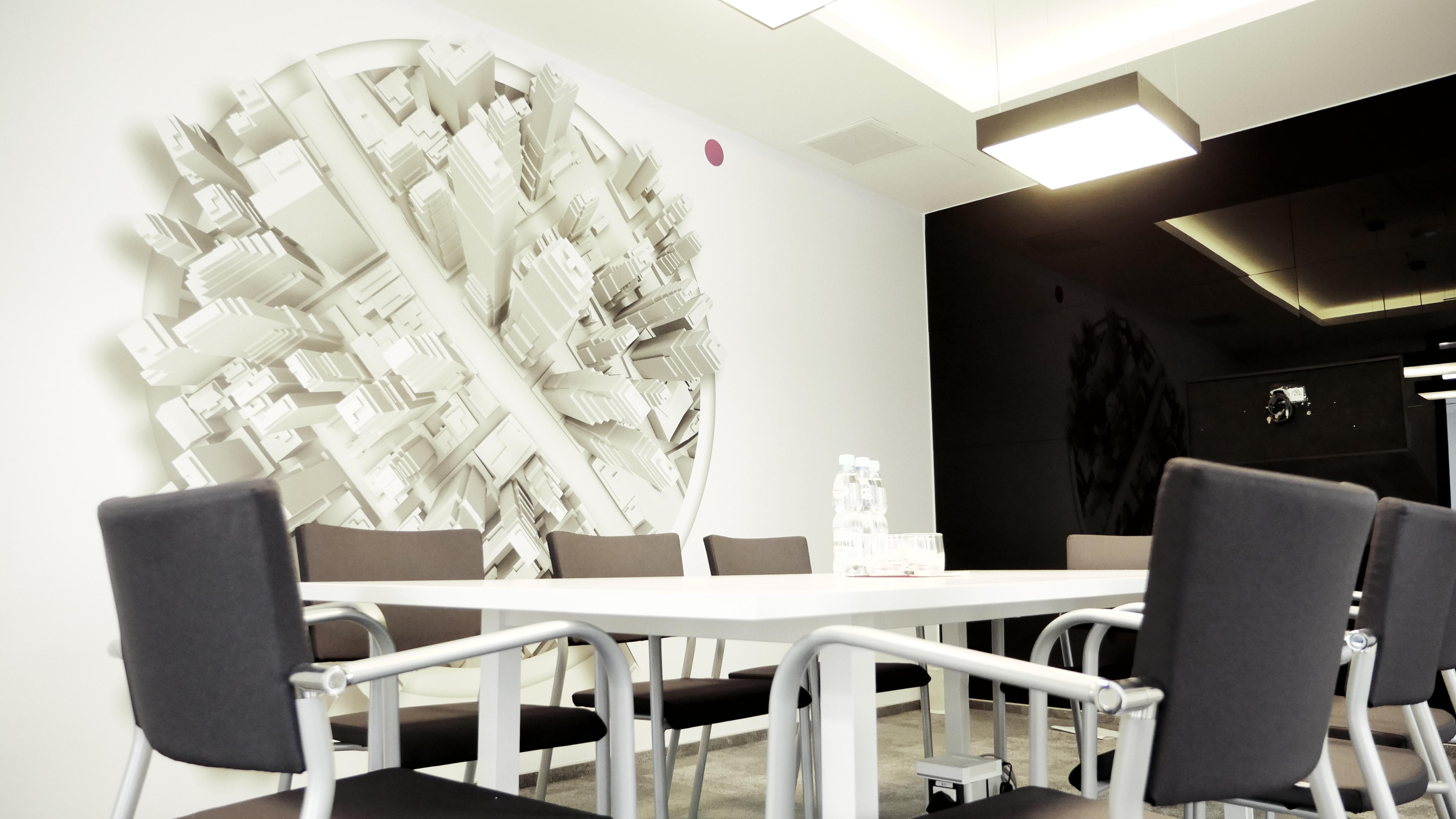 theOffice_projekt_2 - Serviced Office - Warsaw