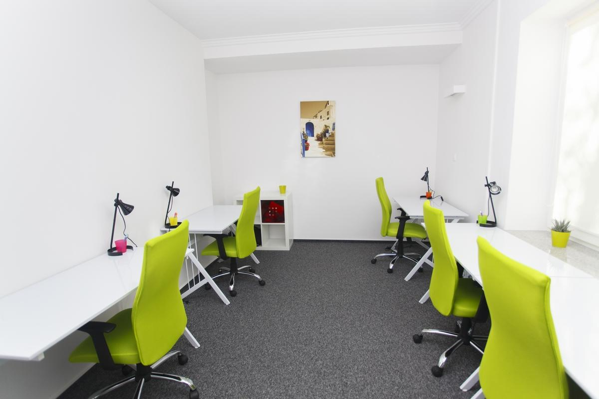 HUBKolektyw - coworking & business - Fully Serviced Office - Warszawa