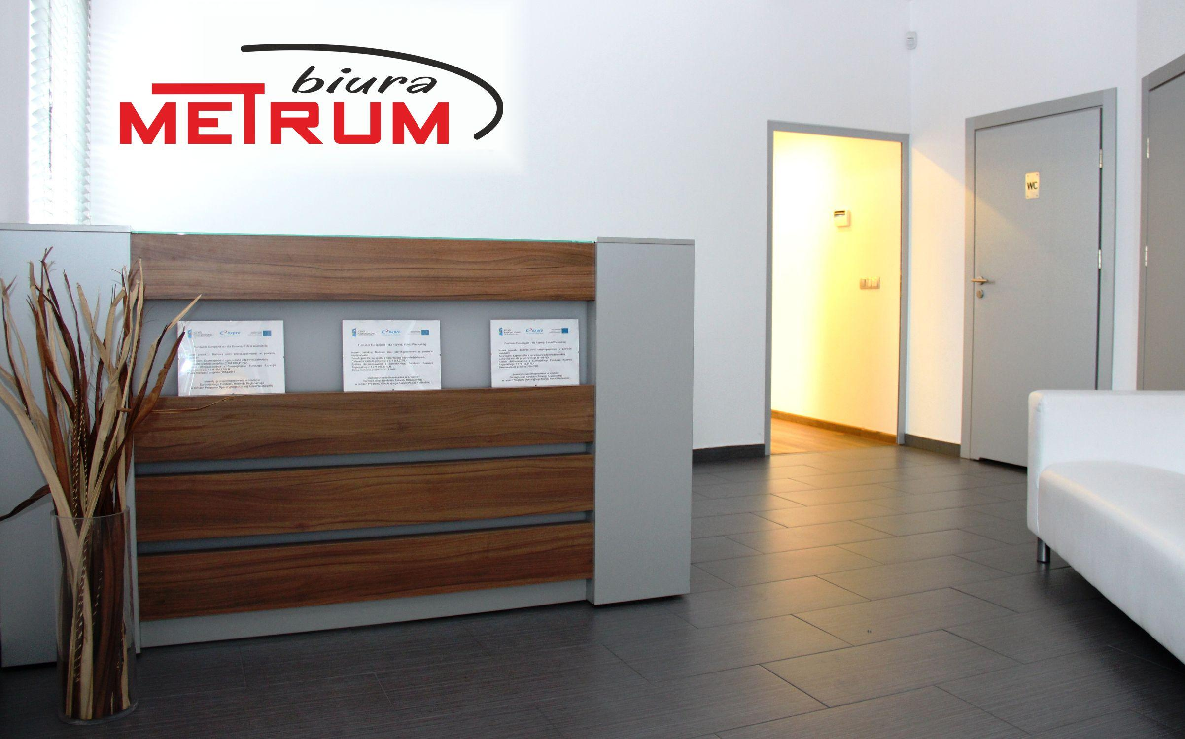 Biura METRUM - Fully Serviced Office - Kraków