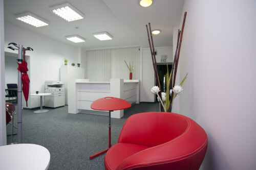 Office - Idea Place - Coworking Space - Wrocław