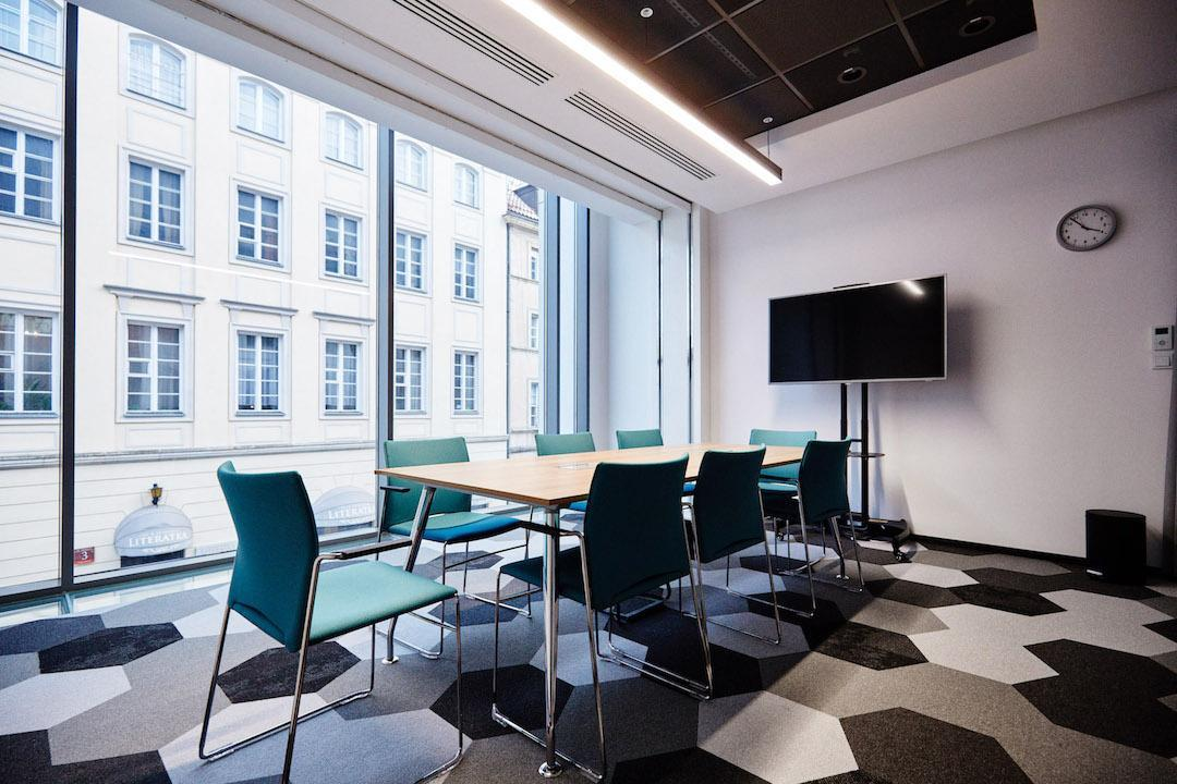 WORKIN - Serviced Office - Warsaw