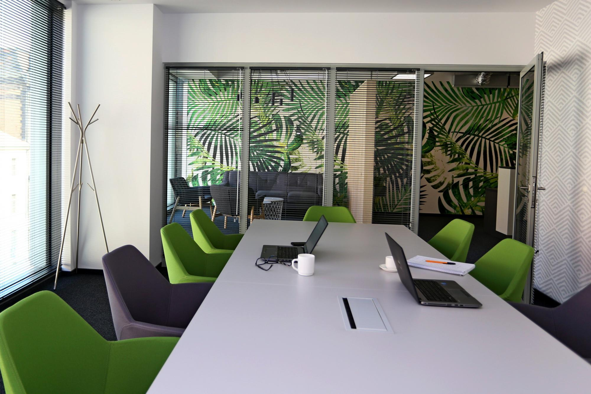 SmartOffice Retro Office House - Coworking - Wrocław