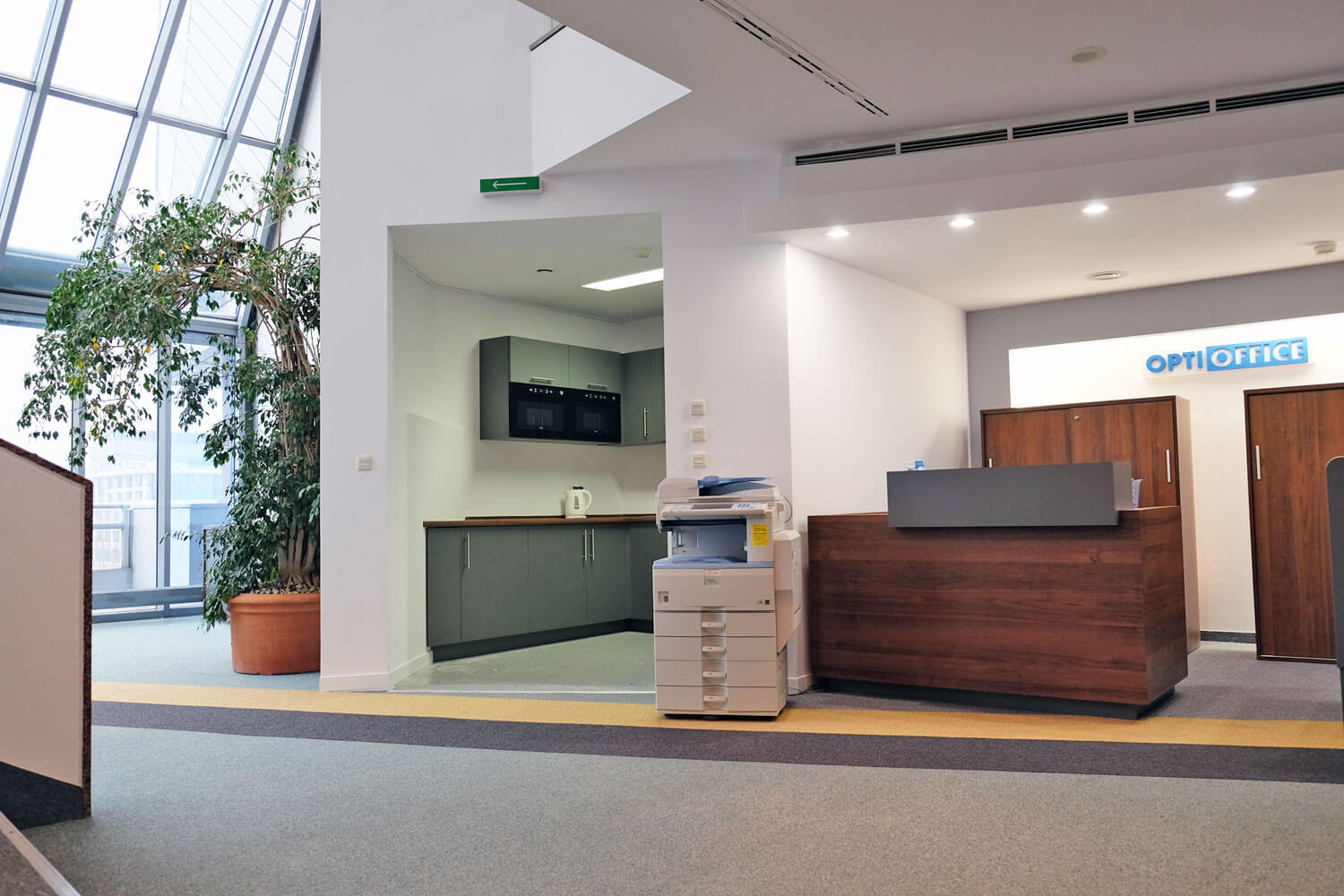 Opti Office - Serviced Office - Warsaw