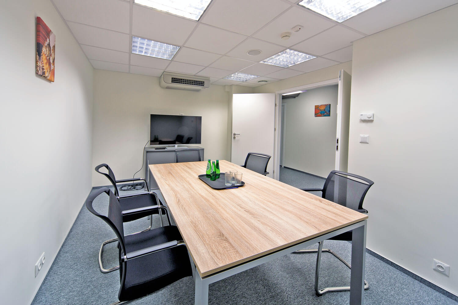 Opti Office Prosta 69 - Fully Serviced Office - Warszawa