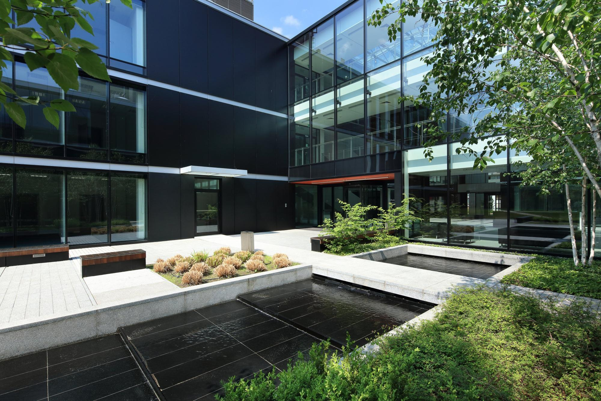 Wilanów Office Park Be The One - Coworking Space - Warsaw