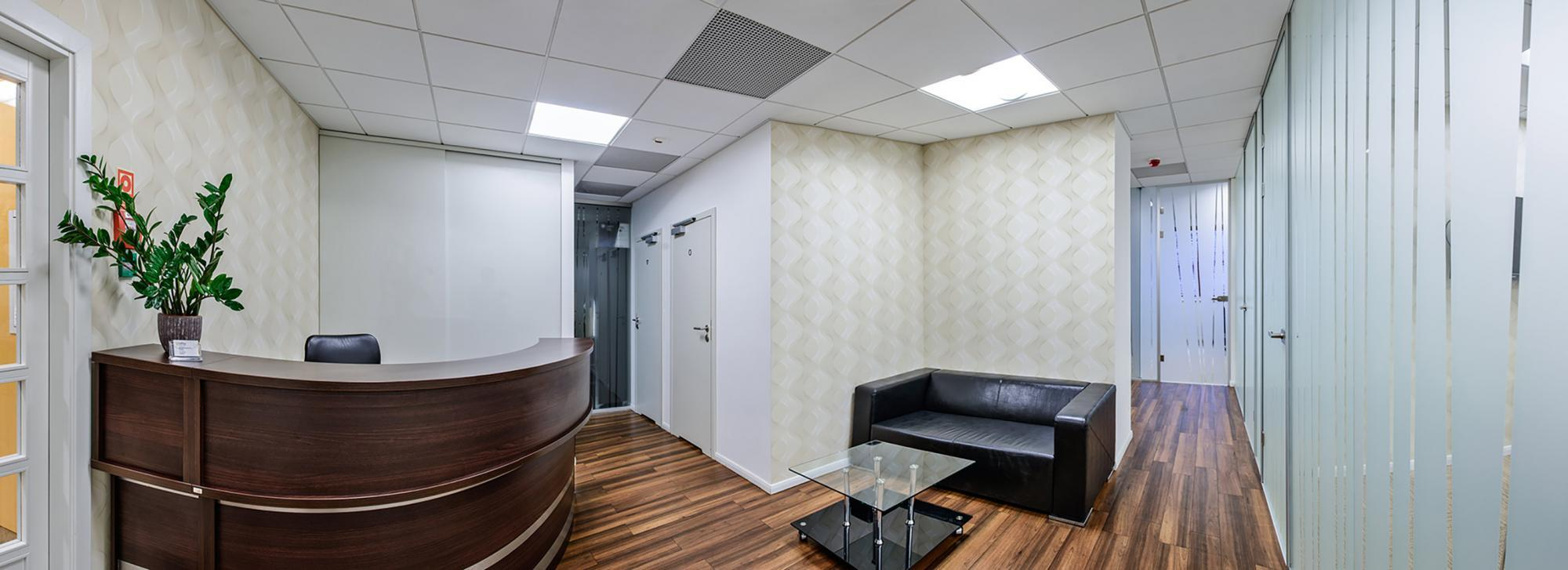 Gold Place - Serviced Office - Warsaw