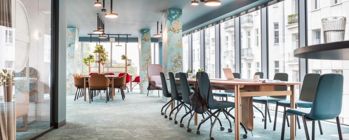 The Nest - Coworking Space - Warsaw