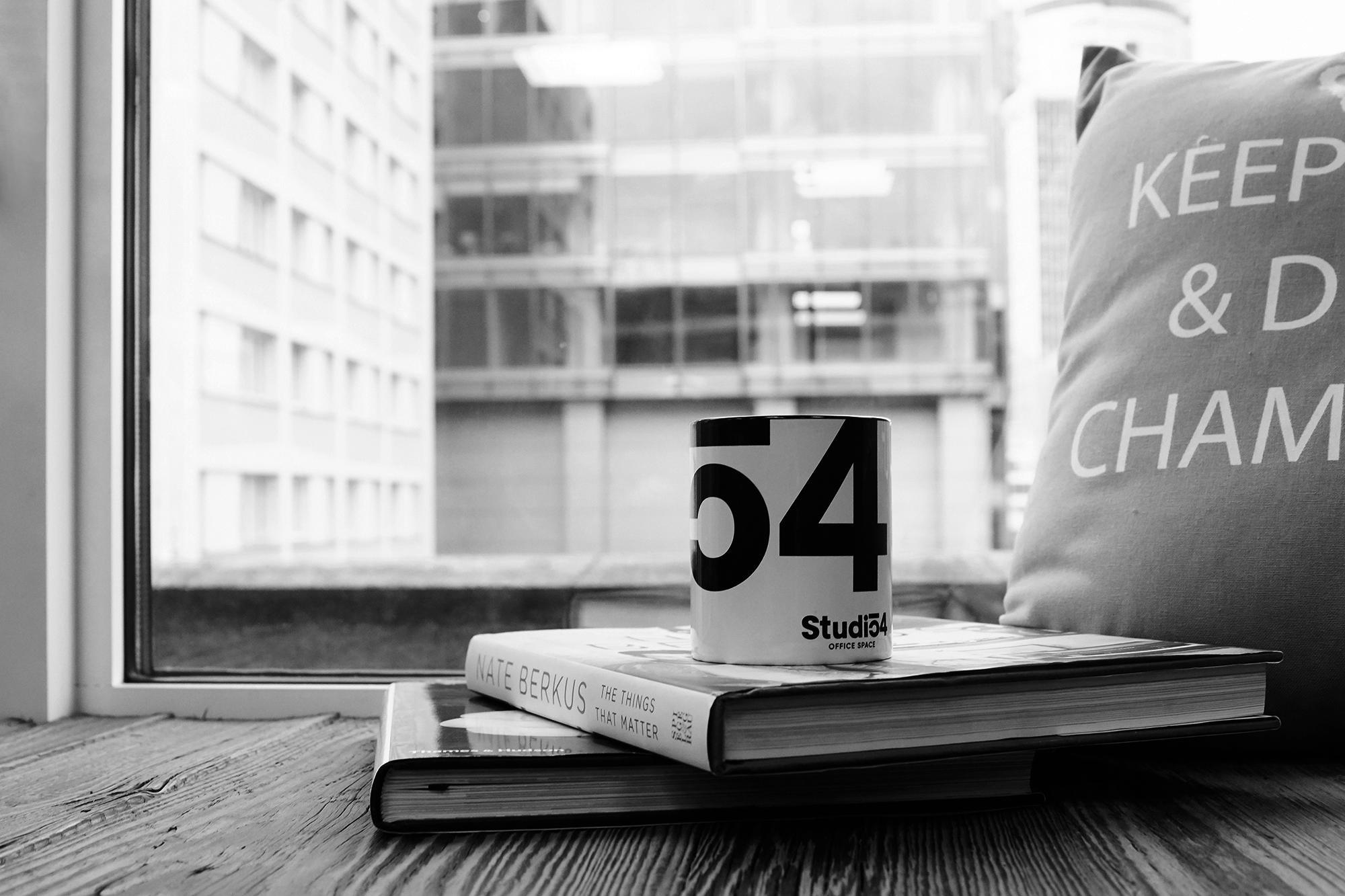 STUDIO 54 - Coworking Space - Warsaw
