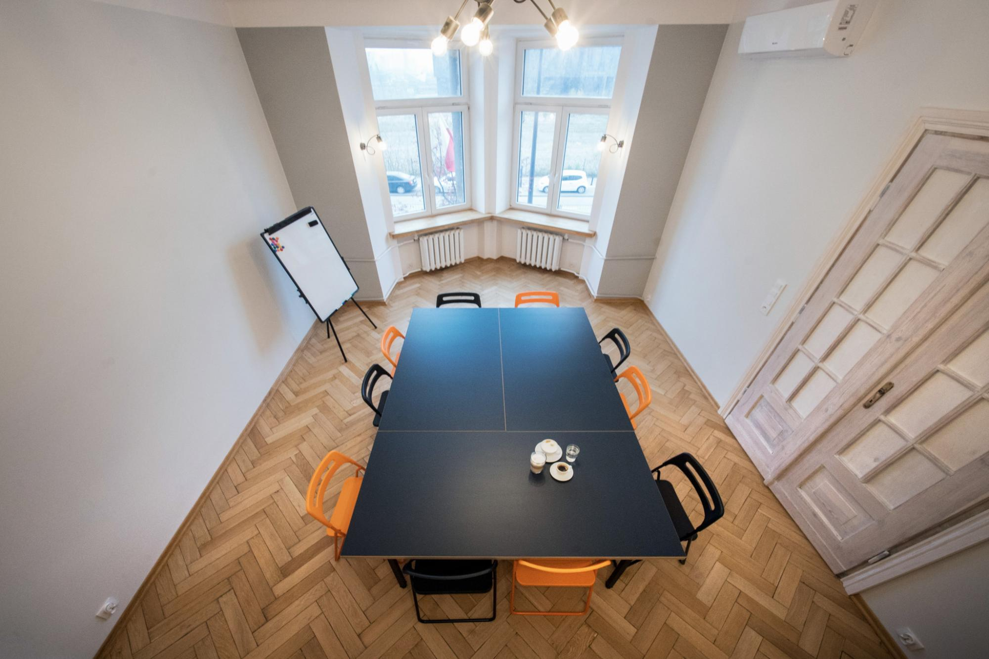 Rzut Beretem - Office Sublet - Warsaw