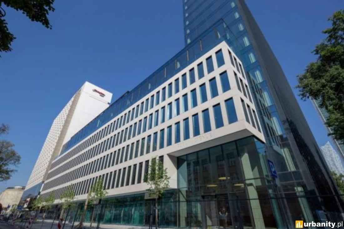 Regus Park Avenue - Serviced Office - Warsaw