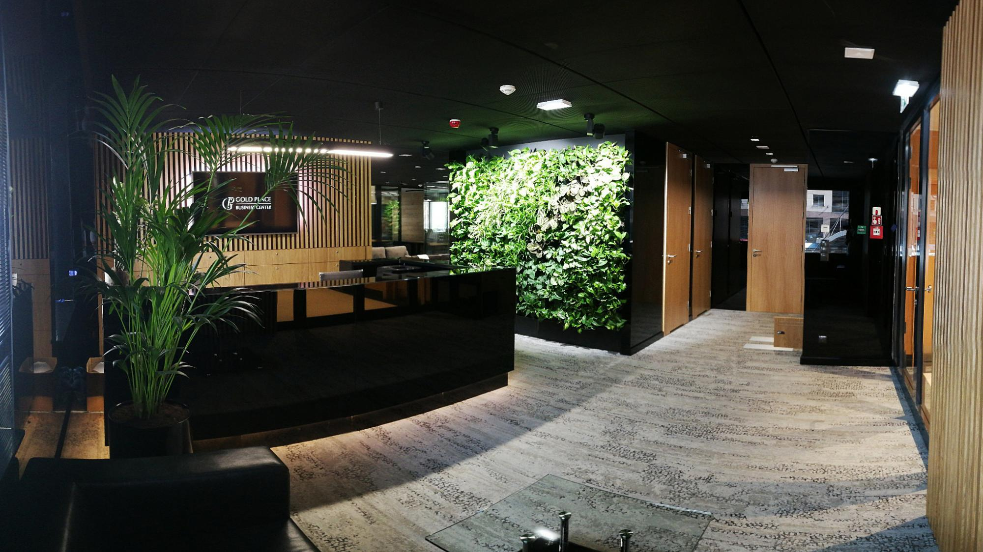 Gold Place - Coworking Space - Warsaw