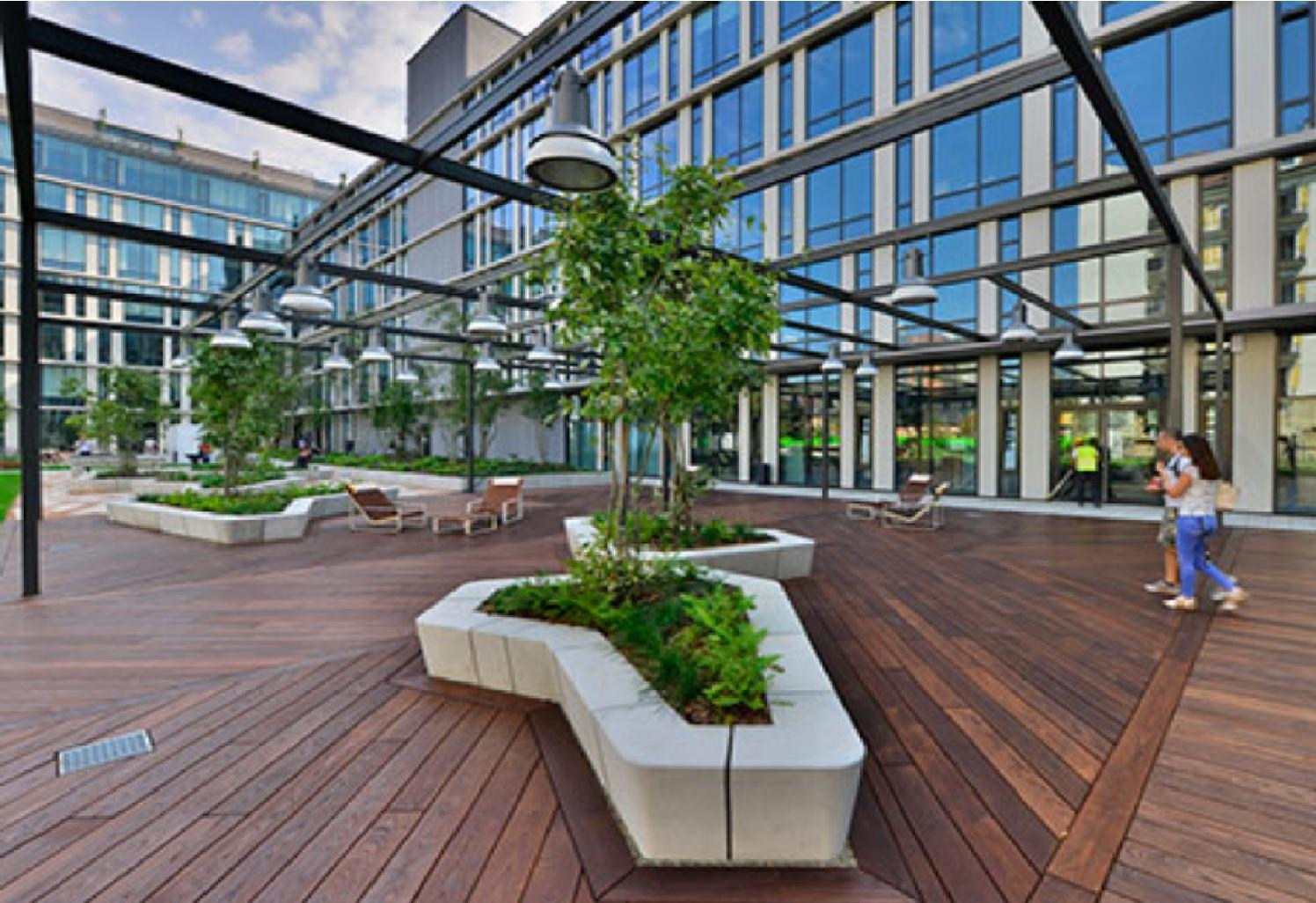 Mill Park - Serviced Office - Budapest